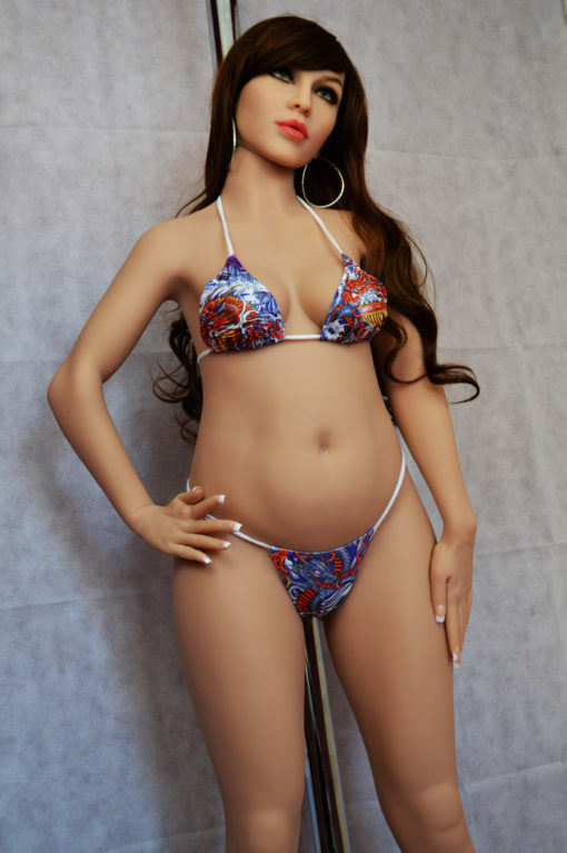 158 cm C Cup Chubby Wild Mary Sex Doll